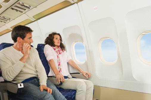 Miedo al avión