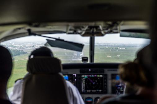Volar sin turbulencias