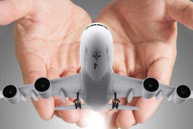 Volar sin miedo