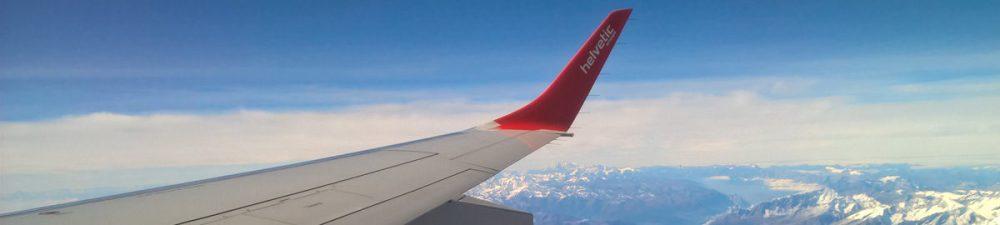 Miedo a los aviones