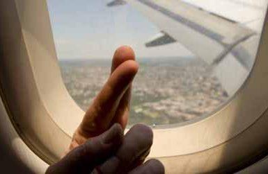 El 12% no viajó nunca en avión