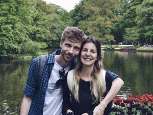 En su blog. www.elmundodeados.com, Pablo y Cecilia animan a otros viajeros a salir del lugar de confort