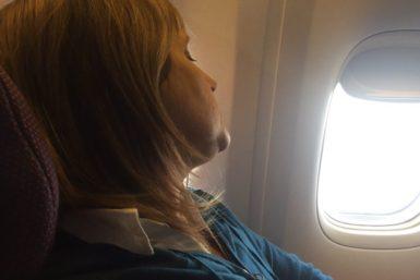 Volar a pesar del miedo
