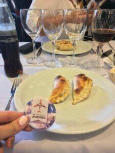 Nuestra meta: las empanadas