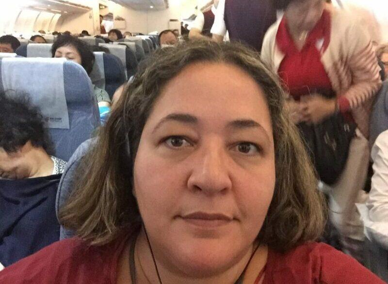 Perdiendo el miedo a volar